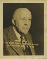 First page of W. E. B. Du Bois