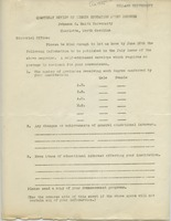 First page of Administrative records