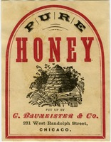 First page of Pure honey