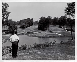First page of Photograph of The Golden Horseshoe Golf Course