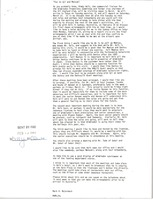 First page of Memorandum from Mark H. McCormack to Uji and Matsuki