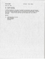 First page of Fax from Mark H. McCormack to Hiroshi Kurihara