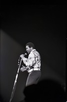 First page of Richard Nader's Rock and Roll Revival concert at the Springfield Civic Center:             Chubby Checker in performance