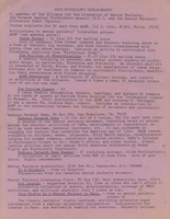 First page of Anti-psychiatry bibliography