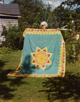 First page of Winifred D. Sayer and the Clamshell Sun Quilt