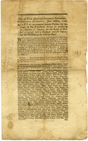 First page of State of Rhode-Island and Providence-Plantations. In General Assembly. June             session, 1790. : an act to incorporate certain persons by the name of the Providence             Society for Promoting the Abolition of Slavery