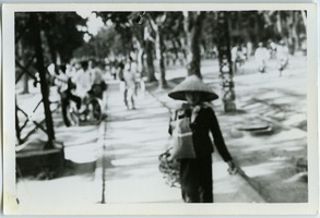 First page of Pedestrian, French Quarter,  Hanoi