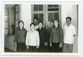 First page of Guesthouse staff, Thái Bình province
