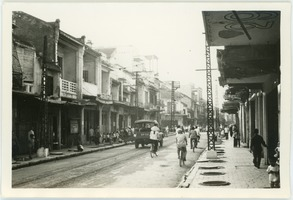 First page of Old Quarter, Hanoi