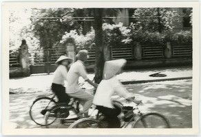 First page of Cyclists, French Quarter