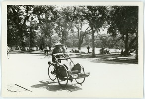 First page of Pedicab beside Hoan Kiem Lake