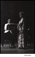 First page of Joanna Simon performing with Benny Goodman