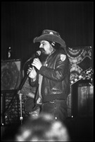 First page of Grateful Dead performing at the Music Hall: Ron 'pigpen' McKernan singing