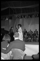 First page of Winter Carnival: CeCe Grant (singer) performing with the Johnny Carson Show, Curry Hicks             Cage, UMass Amherst