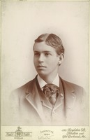 First page of Elias D. White, class of 1894