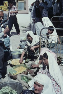 Thumbnail of Women selling figs