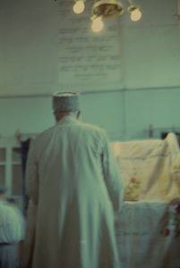 Thumbnail of Jewish man in a temple