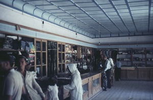 Thumbnail of Clothing store within a soviet farmers community