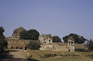 Thumbnail of Wall at Lodi Gardens