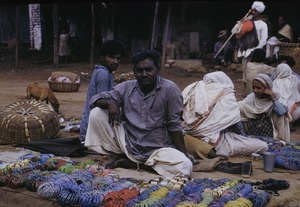 Thumbnail of Selling bangles in the market in Ranchi