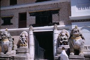 Thumbnail of Lion Gate of Durbar Square in Bhaktapur