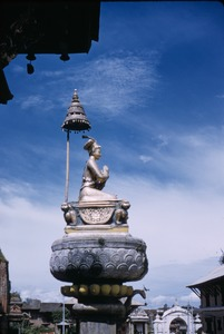 Thumbnail of Statue of King Bhupatindra Malla