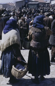 Thumbnail of Peasant women at Belgrade market