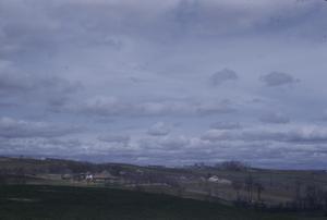Orašac sky