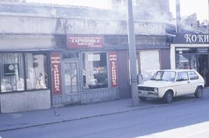 Belgrade shops