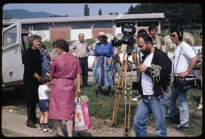 Thumbnail of Film crew goes to market