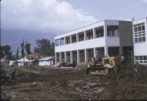 Thumbnail of Construction in downtown Skopje