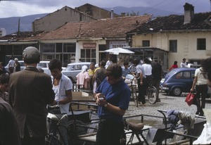 Thumbnail of Open market scene