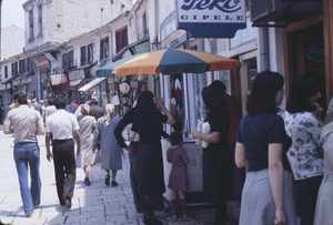 Thumbnail of Ice cream stand in Skopje ?ar?ija
