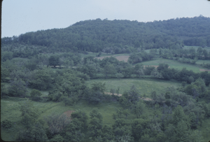 Volce countryside