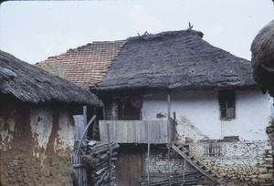 Thumbnail of House and barn in Volce