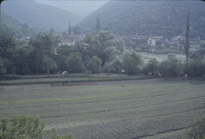 Thumbnail of Cultivated fields near Samokov