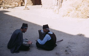 Thumbnail of Chatting on threshing floor
