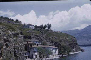 Thumbnail of Lakeside homes in Ohrid