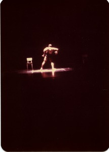 Thumbnail of Oedipus's lament: Richard Jones