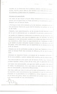 Thumbnail of Memorandum from Elías Sapag to Alejandro A. Lanusse