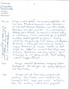 Thumbnail of Adelbert Krieger Vasena oral history with Robert A. Potash: transcript and notes