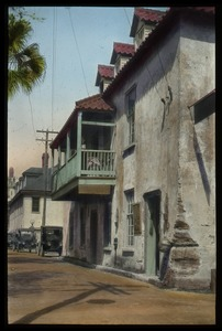 Thumbnail of St. Augustine: street in old part of town