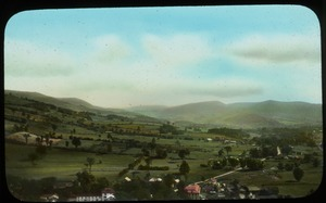 Thumbnail of Lebanon Springs, N.Y.: view south from the Pinnacle