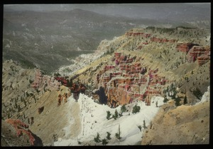 Thumbnail of Red rock formations (Bryce Canyon, Utah)