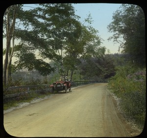 Thumbnail of Scenic drive, west side Mount Tom
