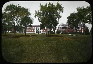 Thumbnail of Stockbridge Hall and Draper Hall