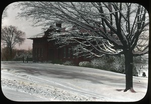 Thumbnail of Wilder Hall in the snow