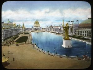 Thumbnail of Court of honor, World's Fair, Chicago