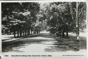 Thumbnail of Main Street, looking west, Craneville