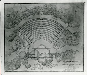 Thumbnail of Butterick Memorial Park: Plan for an Outdoor Theatre